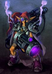 Gnome Cannon Shooter by JungysArt