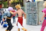 Trunks vs Broly by PincaIoIda