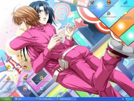 Desktop - Skip Beat 1.5 by Silver-Nightfox