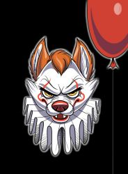 Furrywise the Clown by nik159