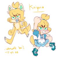 Kaiyon Baby by meiiple