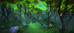 Stylized Forest by RakshiGames