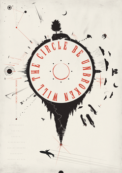 Will the Circle be Unbroken by NCCreations