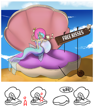 Free Kisses! (FULL) by NotAidenPearce