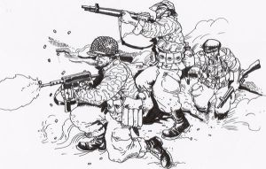 Legionaires by tanyk