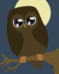 Owl by Golgster