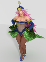 Poison Render 02 by DragonLord720