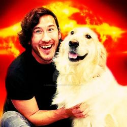 Markiplier end of days by animalsarelife666