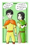 LinZin: Height Issues by PentaghastRogue