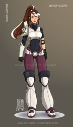 Destiny-Mighty Ducks by GoFouster