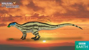 Walking with Dinosaurs: Tenontosaurus by TrefRex