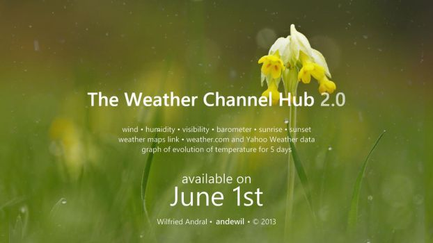 Weather Channel Hub 2 (Omnimo 5 addon) - Announce by wifun2012