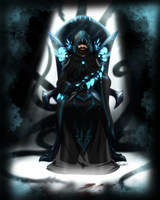 Commission Dark Priest by kaithel
