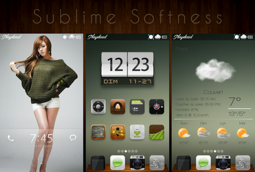Sublime Softness by yuyudroid