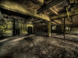 Abandoned IV by kubica