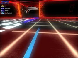 AI Arena Redux - TRON 2.0 Custom Fan-Made LC Map by redrain85
