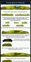 Vector grass tutorial by tgolyi