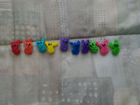 10 Easter Charms! by StyxxsOmega