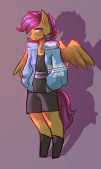 Skrt [ G ] by AwesomeToast0