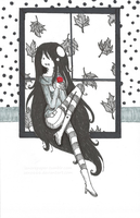 Marcy in Autum by ZENO666