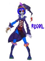 Recoil: Official Ref by TheWickedWordsmith