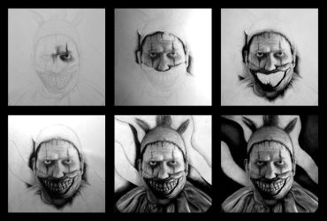 Twisty the Clown - WIP by Stanbos