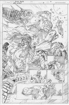 Greenlanterns#17 page#07 by pansica