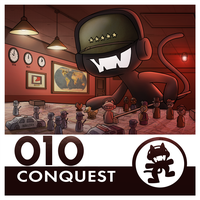 Monstercat Reimagined Album Art 010: Conquest by petirep
