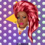 Bob the Drag Queen by Brieana