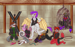 Crazy Dungeon Party by Shadey83