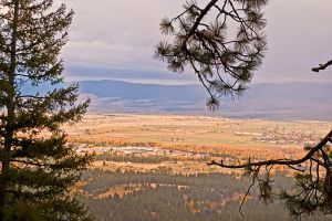View from the mountain by quintmckown