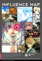 influence map by Yami-Mono