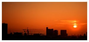 .sunset_HH by f-hobein