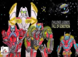 gobots: fall of gobotron (fall of cybertron parody by puticron