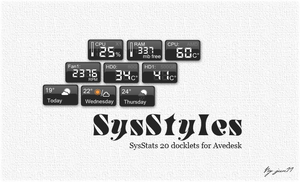 SysStyles - Black x Black by jun11