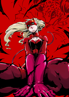 persona5-Anne Takamaki by LotusLee115