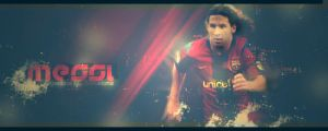 Messi by Frasio