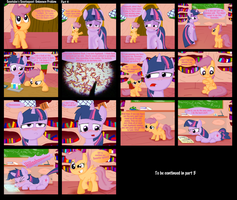 MLP:FiM - Scootaloo's Scootaquest Part 4 by AJMSTUDIOS