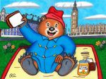 Paddington in Parliament Square by WalterRingtail