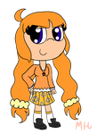 Hime - New oc by SquickWeeb