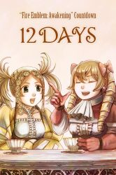 Fire Emblem: Awakening Countdown by carlmary