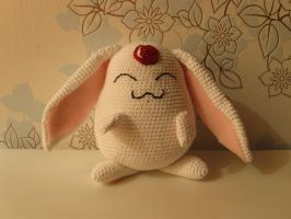 Mokona - with Pattern by Yuki87