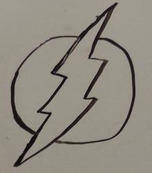 Whiteboard Shenanigans - 02) Flash Emblem by CyberPFalcon