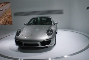 the new 911 carrera 3 by JoshuaCordova