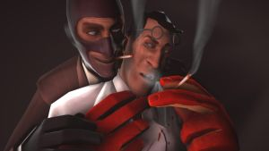 SFM: Insert surprise buttsecks-joke here. by Annalaatikko
