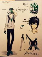 Grinsen by ThisWeirdPerson