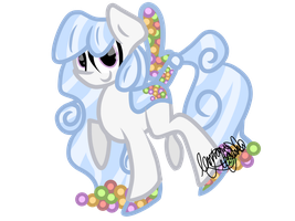 Pretty Gumball Poni | HoloCoffee-Pony by sugashx