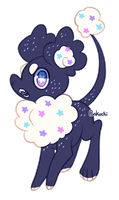 Astroflares: Cupcake (CLOSED) by Ponkochi