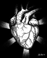 heart by cadaverperception