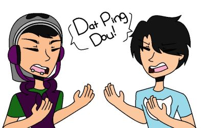 Dat Ping Dou! by PuddingTale by TheAn1meMan